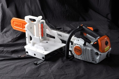 TT Chainsaw Mount