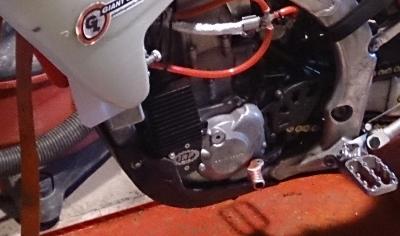 MotorcycleJazz - Honda CRF450X